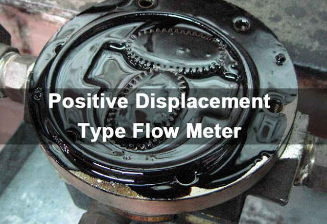 Positive Displacement Type Flow Meter