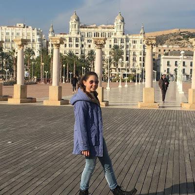 Alicante, diciembre,