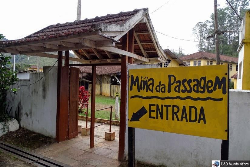 Mina da Passagem - Mariana - Minas Gerais