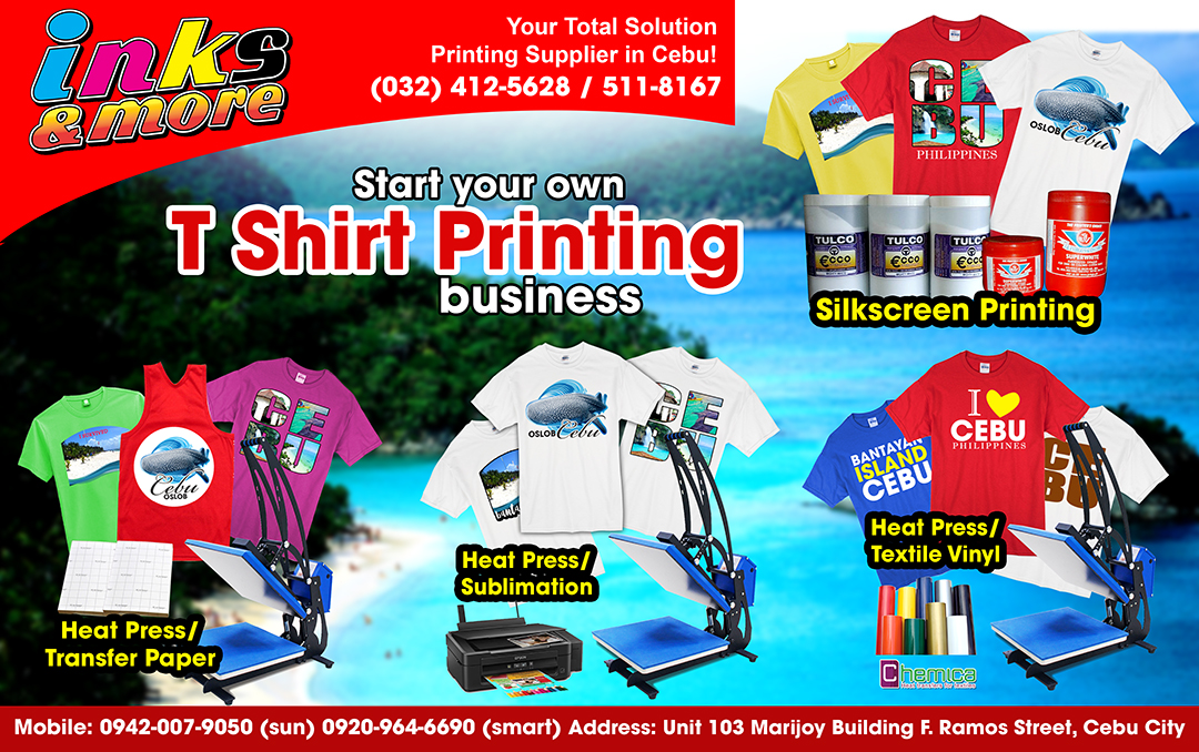 Inks and More Enterprises