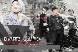 Lirik : D'wapinz Ft. Aniisa - Menantimu Datang