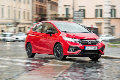 2018 Honda Jazz 1.5 i-VTEC