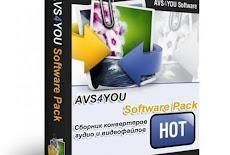تجميعة برامج الميديا الشاملة 2019   AVS4YOU Software AIO 4.2.3.155