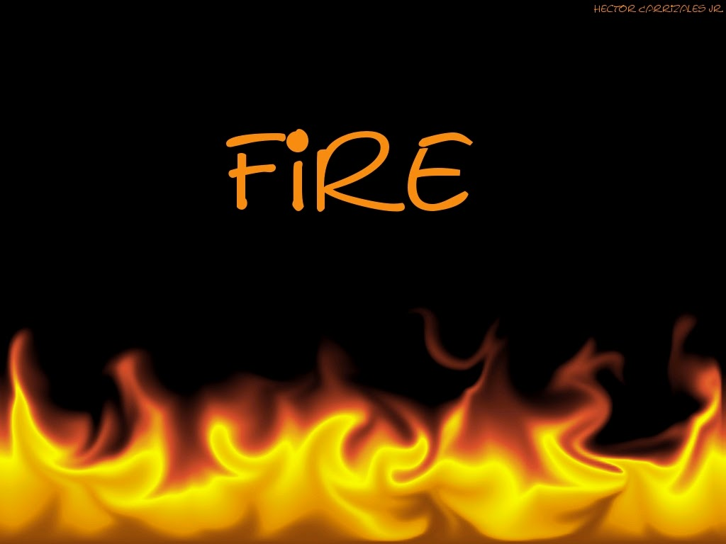 Fire Wallpaper Pc: Graafix!: 05/01/11