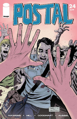 More The Walking Dead Variant Covers Revealed