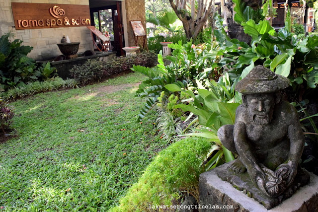 RAMAYANA RESORT AND SPA: THE MODERN BALINESE IMMERSION