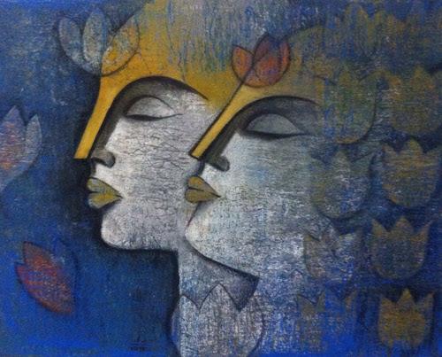 Exhibition by Deepa Hekre at Pradarshak, Mumbai