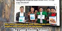 Fanpage Resmi Habib Rizieq Membela Penista Ulama NU