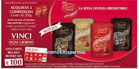 Logo Con Lindor il concorso si rinnova: vinci ancora 14 Gift Card Bennet da 100€