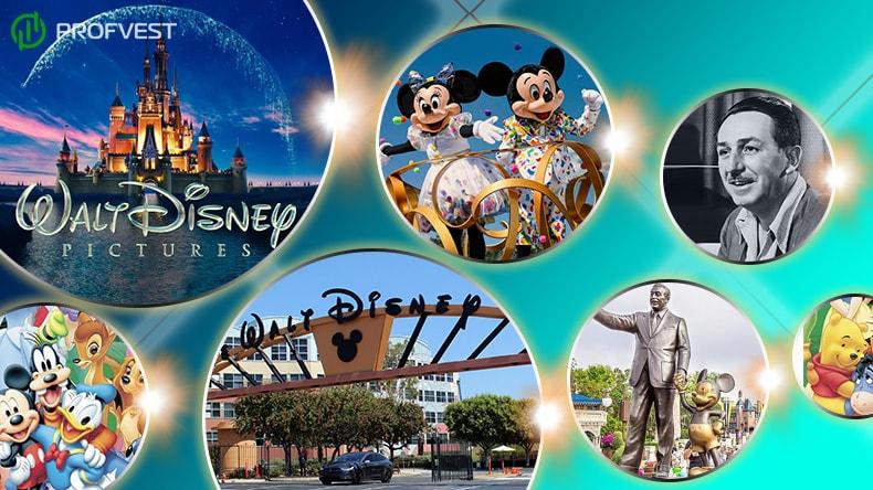 История Disney развитие известного бренда развлечений