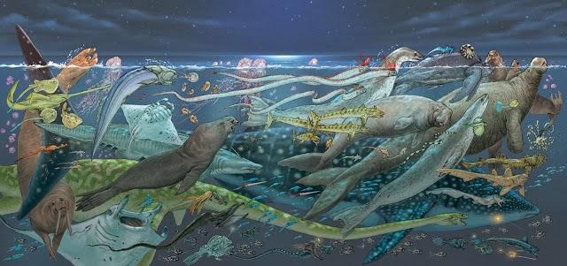 Blog Fuad Informasi Dikongsi Bersama 4 Ancient Sea Monsters Still Alive Today