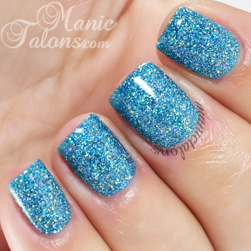 KBShimmer Set in Ocean Swatch