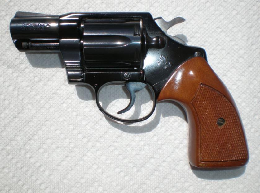 TINCANBANDIT's Gunsmithing: Featured Gun: The Seven Serpents of Colt
