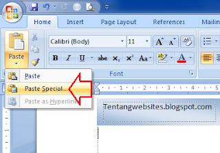 Cara Merubah format tulisan 2 kolom menjadi 1 tanpa ribet