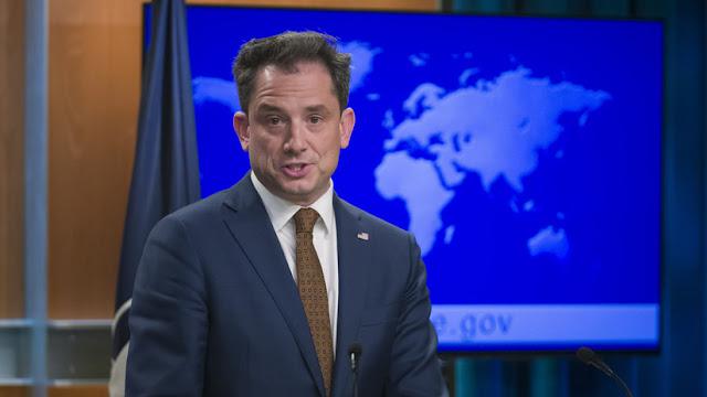 """EE.UU. reconoce haberse reunido con representantes de Maduro por razones de """"seguridad"""""""