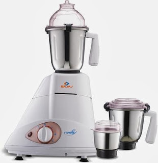 Lowest  Price: Buy Bajaj Typhoon Mixer Grinder (750 Watt) worth Rs.4300 for Rs.2300 Only