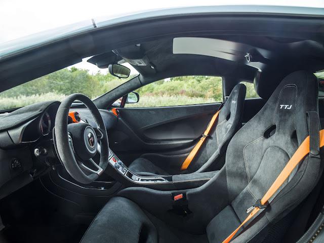 マクラーレンF1 GTR「ロングテール」のデザインを再現した特別な「675LT」を公開。