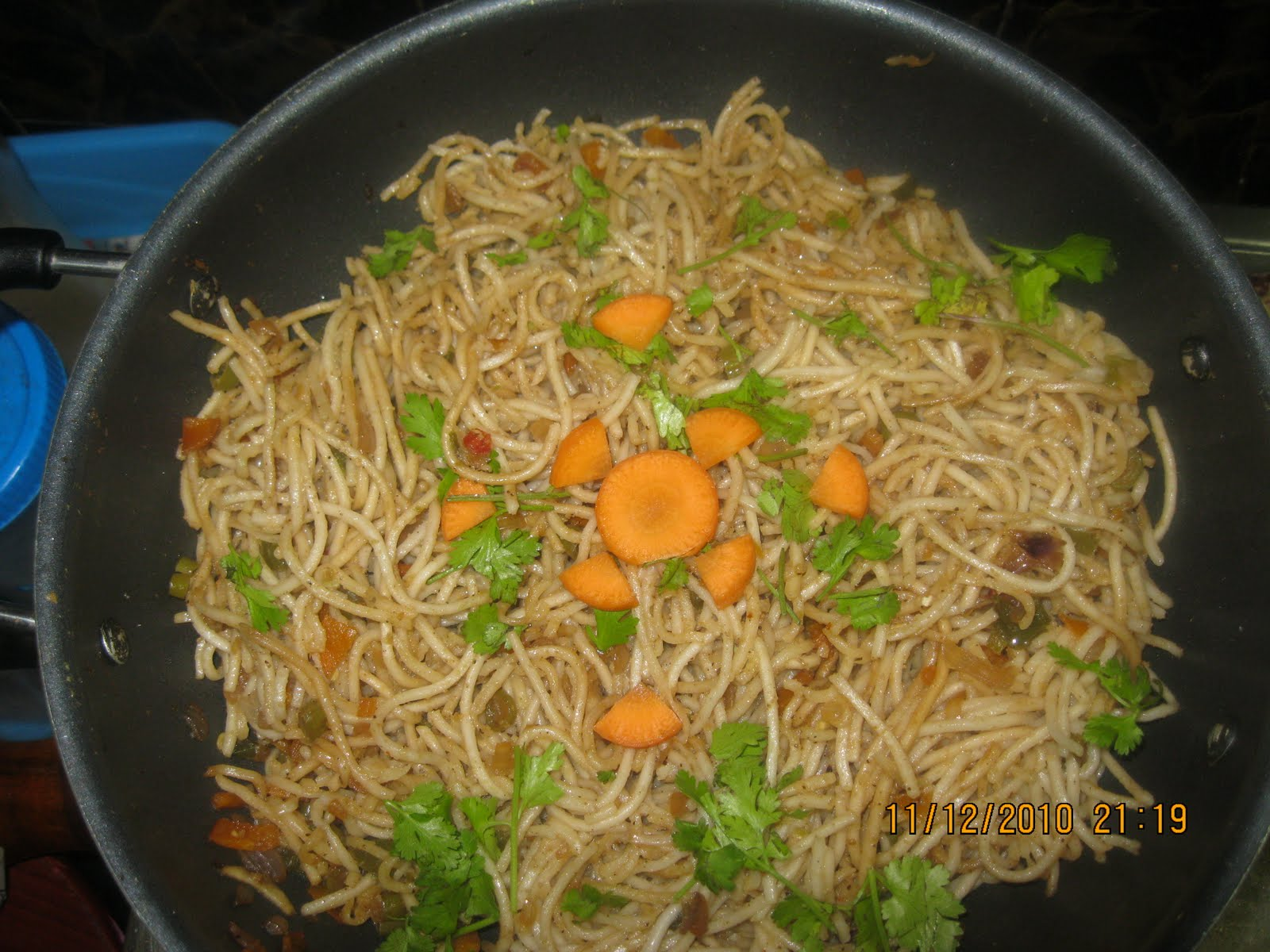 Jaraika Food Feast: Spicy Chinese Veg Noodles