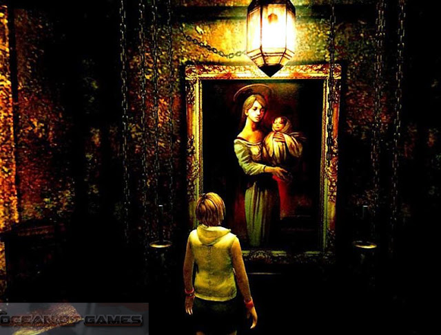 Silent Hill 3 PC Game Free Download