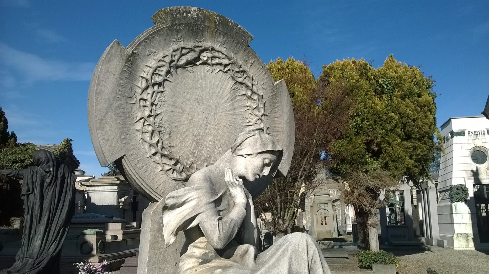The Monumental Cemetery of Turin (Italy)