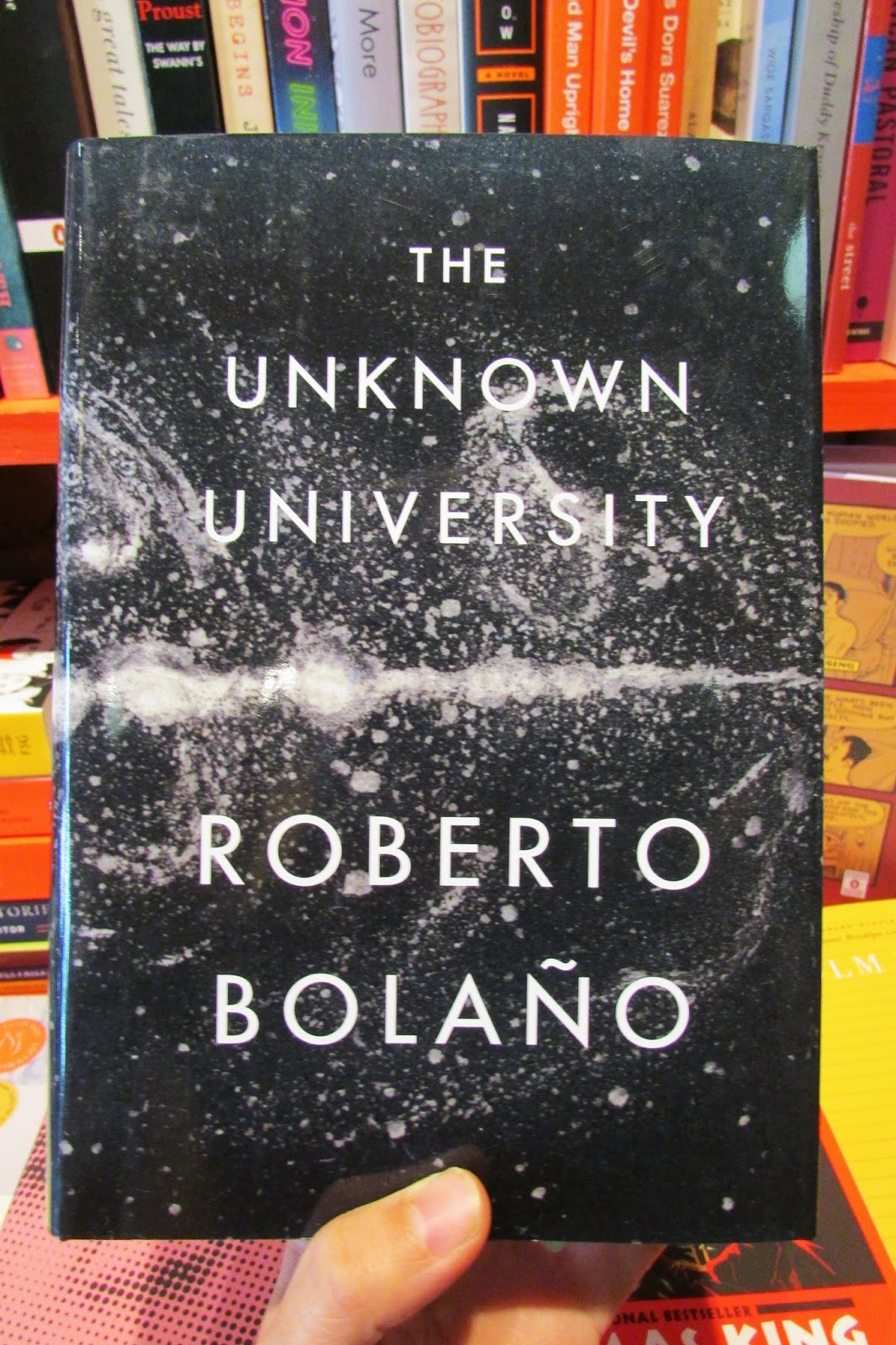 211 Bernard: The Unknown University: A newly translated