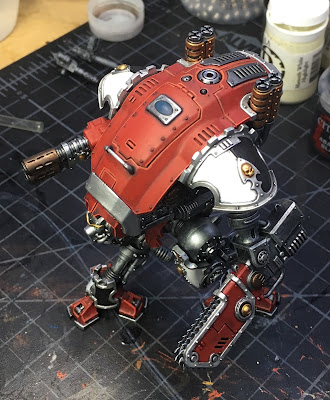 WIP House Taranis Armiger Warglaive Highlights