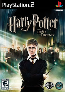 Harry Potter e a Ordem da Fênix (PS2) 2007