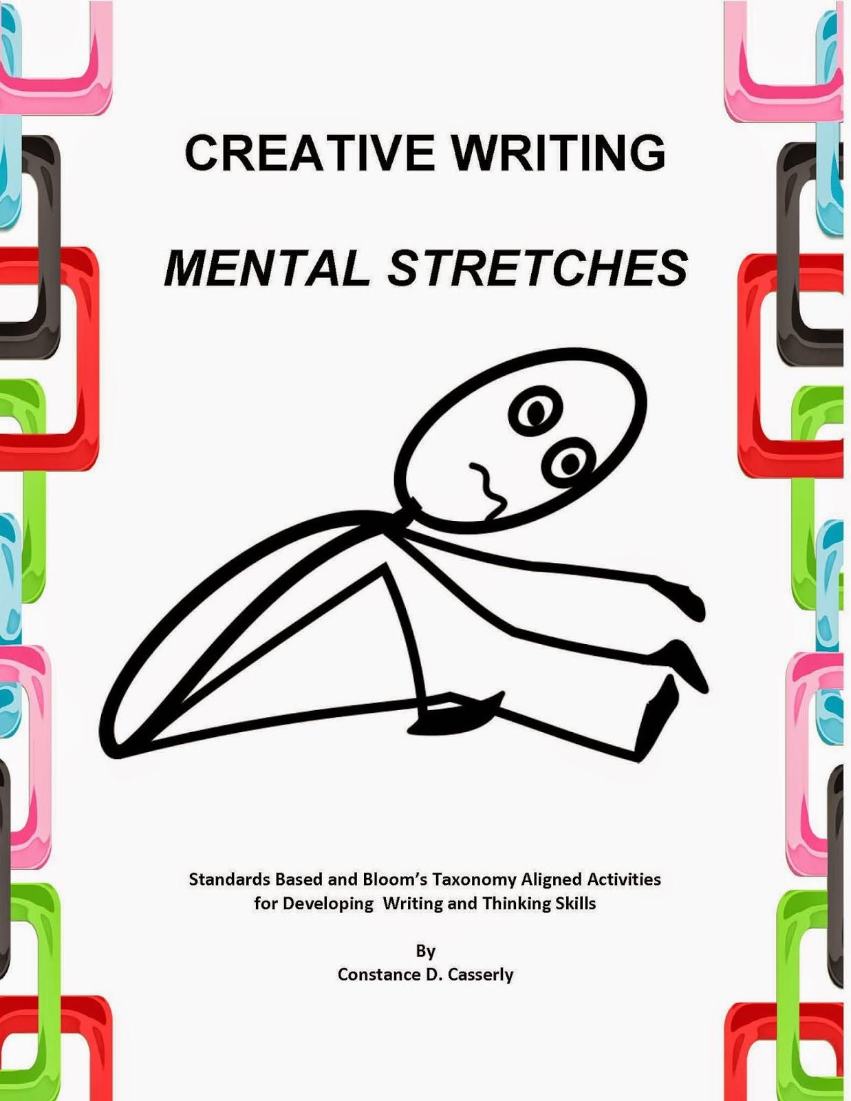 Creative Writing Exercises Mental Health