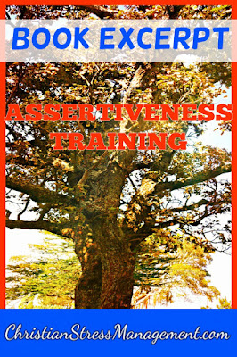Book: Christian Assertiveness Training