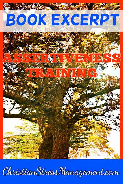 Book: Assertiveness Training