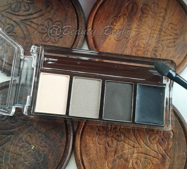 Catrice kozmetik, catrice, smokey eyes, makyaj, blog, göz makyajı, far paleti, Rossman