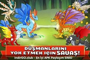 Dragon Battle hile Apk