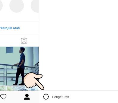 Cara Melihat Kembali Postingan yang Kita Sukai di Instagram