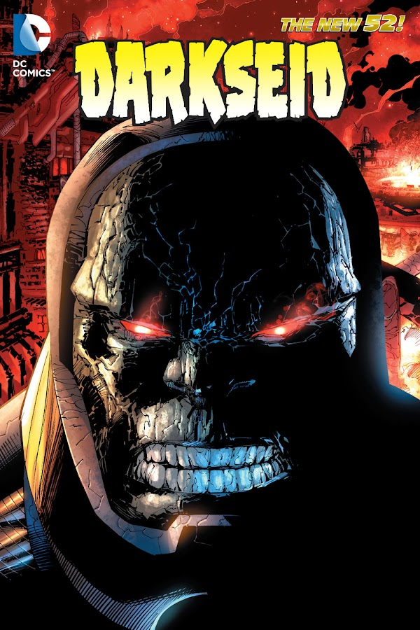 darkseid new 52 comics