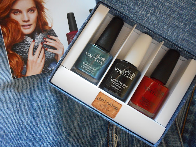 CND Vinylux Weekly Polish Craft Culture Collection