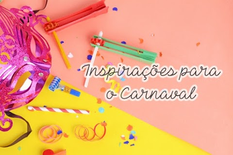 Link party do amor: Carnaval