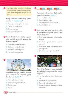 5. Sınıf İngilizce Ders Kitabı Cevapları Özgün Sayfa 52