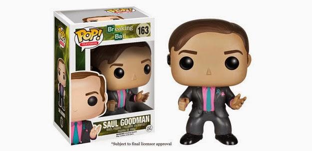 Saul Goodman Pop! Funko Breaking Bad