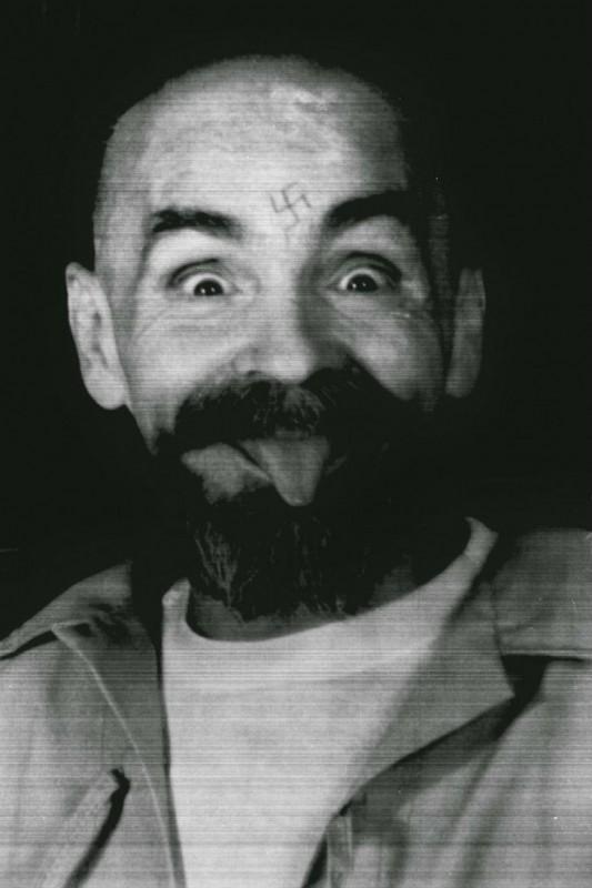 Asesino en serie Charles Manson
