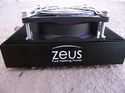 Minerador Zeus Blizzard 1.2MH