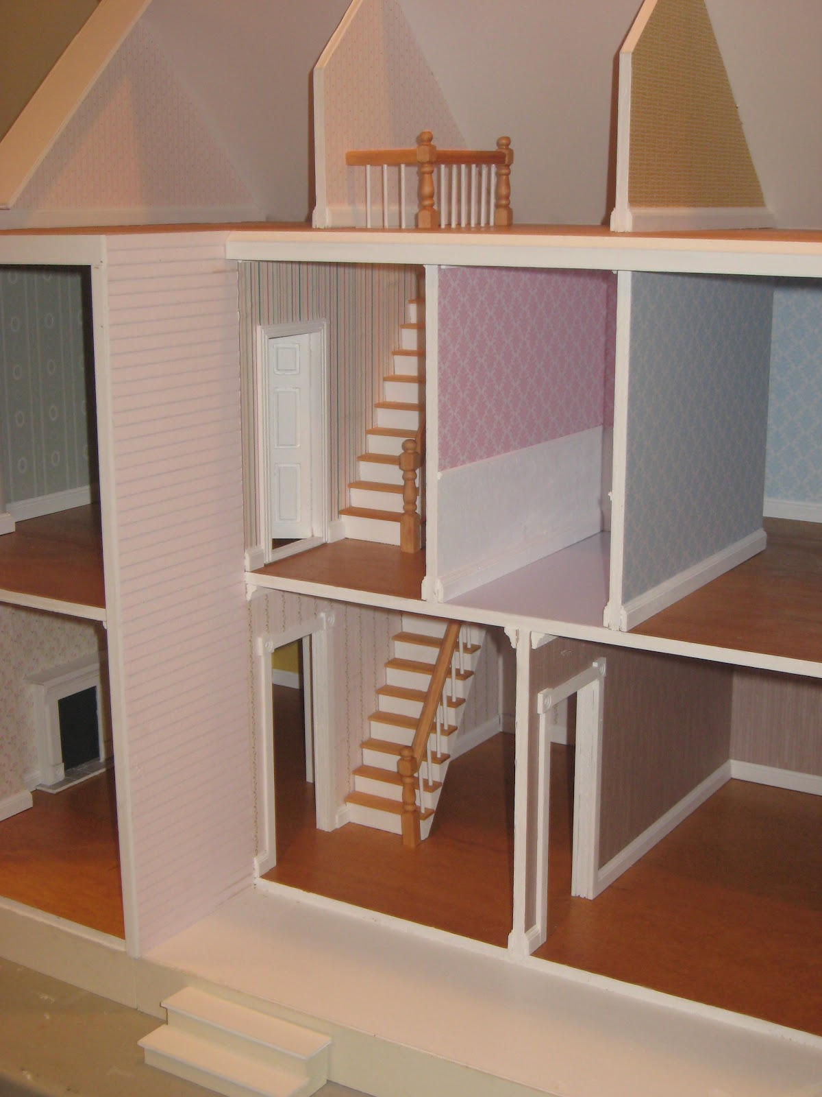Little Darlings Dollhouses Completed Finished And ON SALE NOW