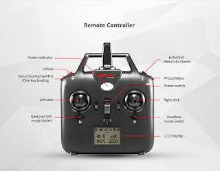 Spesifikasi Drone MJX Bugs 2W B2W - OmahDrones