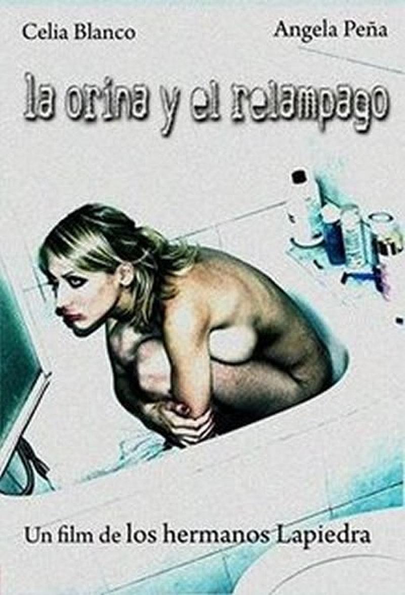 Angela Peña Porno horroerÓtica: la orina y el relámpago