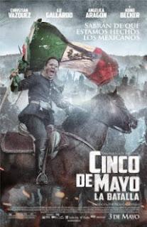 Cinco de Mayo, La Batalla (2013)