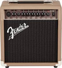 Fender Combo Acoustasonic 15