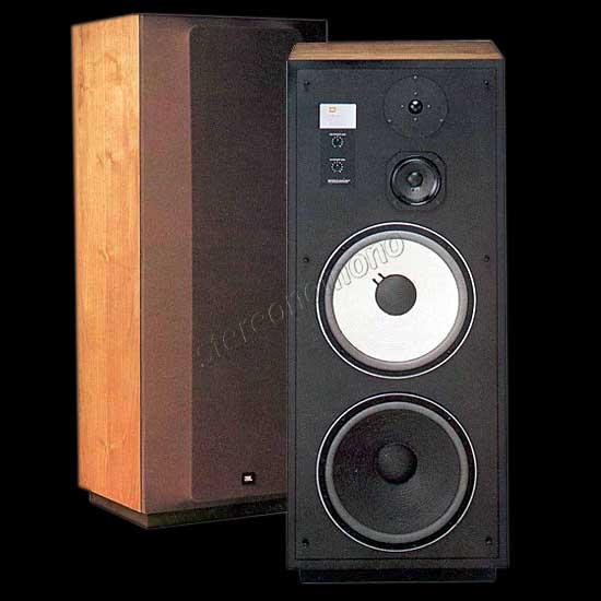 Stereonomono Hi Fi Compendium Jbl L 150 1979