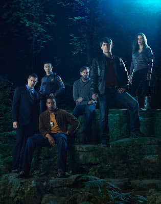 GRIMM Season 1 main cast