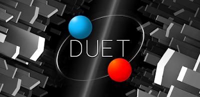 لعبة الذكاء و التركيز DUET كاملة علي هواتف الاندرويد [Premium Edition]