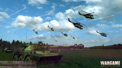 تحميل لعبة الحرب مناورات التصعيد الأوروبي  Wargame European Escalation مجاناً