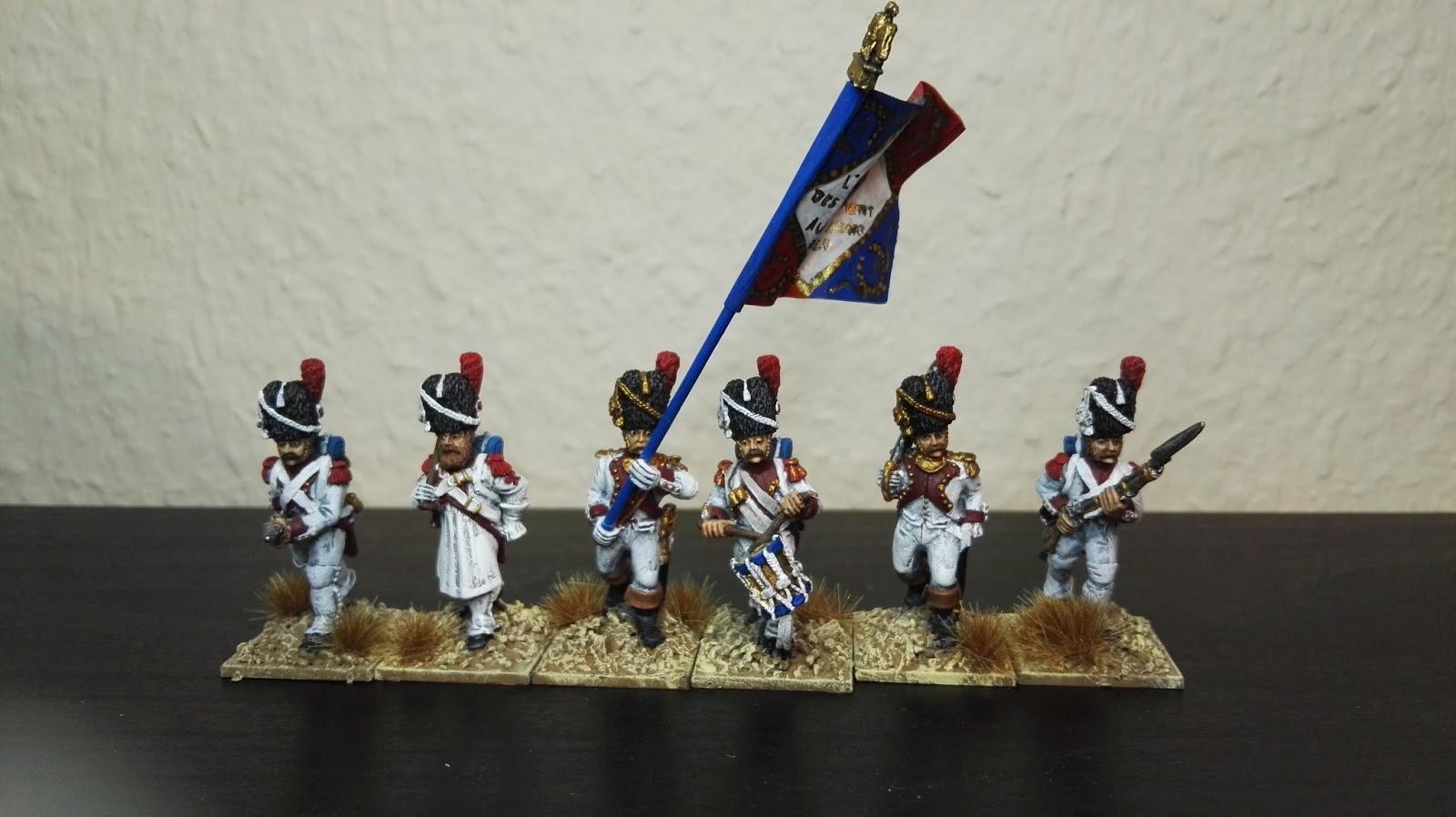 Grenadiers hollandais de la Garde impériale 3rd%2BDutch%2BGrenadier%2BRegiment%2B%25289%2529